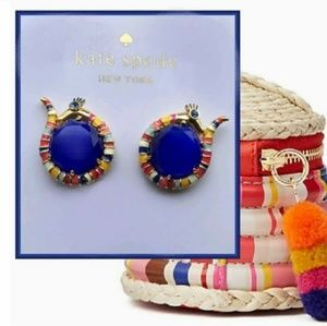 New! Kate Spade Spice Things Up Earrings!